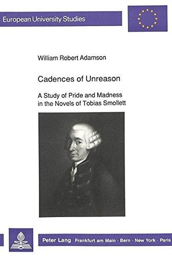 Cadences of Unreason (Paperback): William Robert Adamson