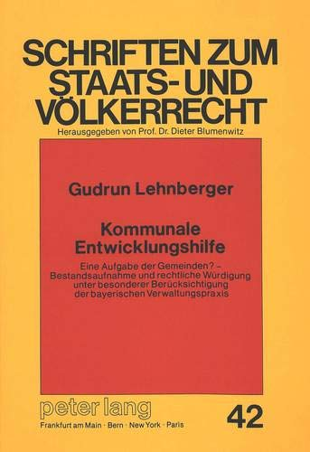 Kommunale Entwicklungshilfe: Gudrun Lehnberger