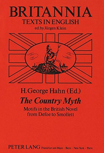 Country Myth: Hahn, H. George