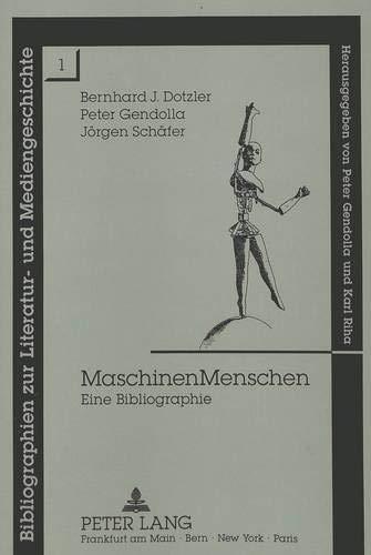 Maschinen Menschen: Bernhard Dotzler