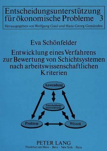 Entwicklung eines Verfahrens zur Bewertung von Schichtsystemen nach arbeitswissenschaftlichen ...