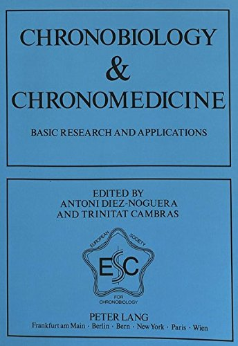 9783631449608: Chronobiology & Chronomedicine: Basic Research and applications
