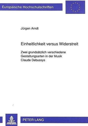 Einheitlichkeit versus Widerstreit: Jürgen Arndt