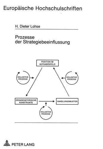 Prozesse der Strategiebeeinflussung Kognitive und kommunikative Handlungsoptionen im Management: ...