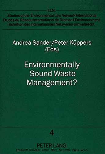 Environmentally Sound Waste Management