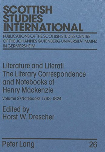 Literature and Literati: Mackenzie, Henry