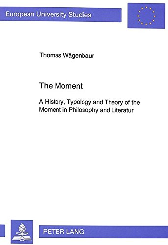 The Moment, The: Thomas Wagenbaur