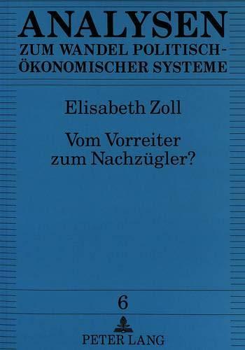 Vom Vorreiter zum Nachzügler? Die Systemtransformation in Polen in den Jahren 1989 bis 1993: ...