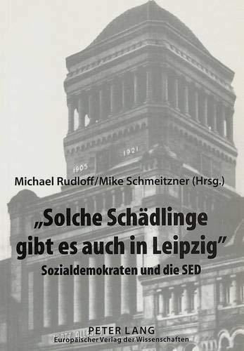 Solche Schädlinge gibt es auch in Leipzig': Michael Rudloff