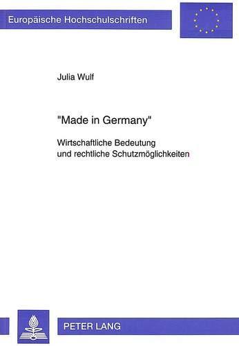 Made in Germany': Julia Wulf