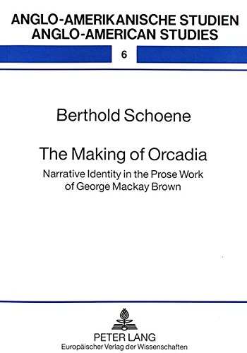 9783631487709: The Making of Orcadia (Anglo-amerikanische Studien / Anglo-American Studies)
