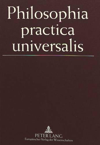 Philosophia practica universalis: Helmuth Vetter