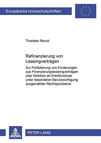 Refinanzierung von Leasingverträgen: Thorsten Reviol
