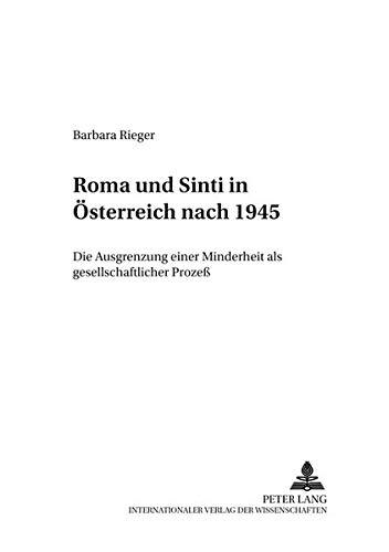 Roma und Sinti in Österreich nach 1945: Barbara Rieger