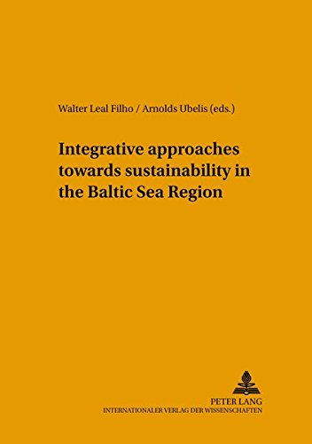 Integrative approaches towards sustainability in the Baltic Sea R