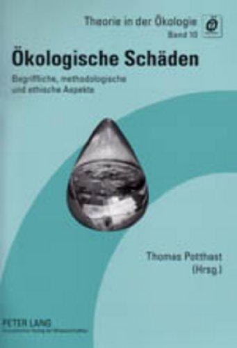 Ökologische Schäden: Thomas Potthast
