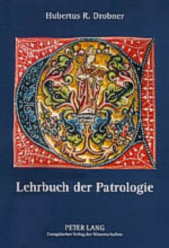 9783631528624: Lehrbuch der Patrologie (German Edition)