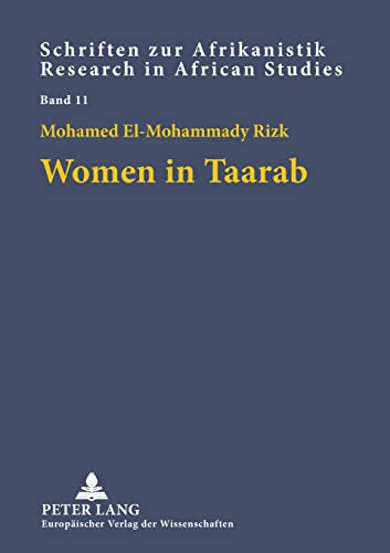 Women in Taarab: The Performing Art in East Africa (Schriften Zur Afrikanistik - Research in ...