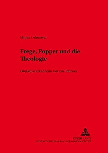 Frege, Popper und die Theologie: J�rgen Lohmayer