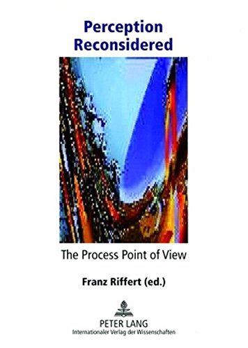 9783631535462: Perception Reconsidered – The Process Point of View