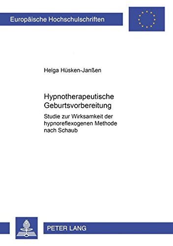 Hypnotherapeutische Geburtsvorbereitung: Helga Hüsken-Janßen