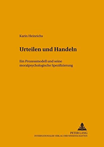 Urteilen und Handeln: Karin Heinrichs