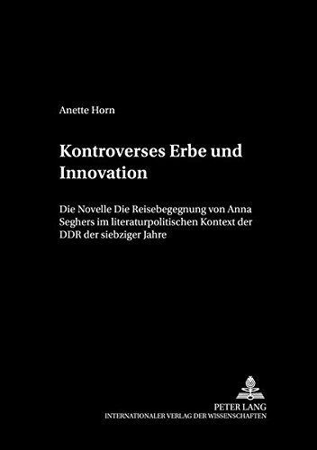Kontroverses Erbe und Innovation: Anette Horn