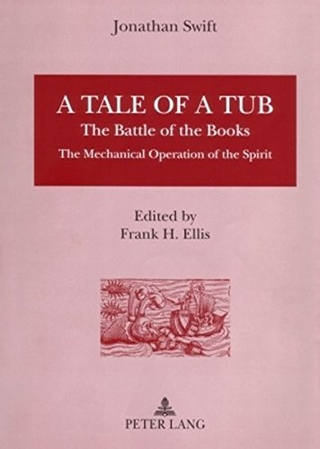 9783631546734: A Tale of a Tub: The Battle of the Books – The Mechanical Operation of the Spirit. Edited by Frank H. Ellis