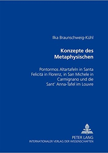 Konzepte des Metaphysischen: Ilka Braunschweig-Kühl