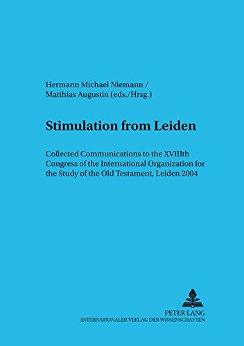 Stimulation from Leiden: Collected Communications to the