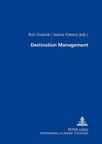 9783631553145: Destination Management