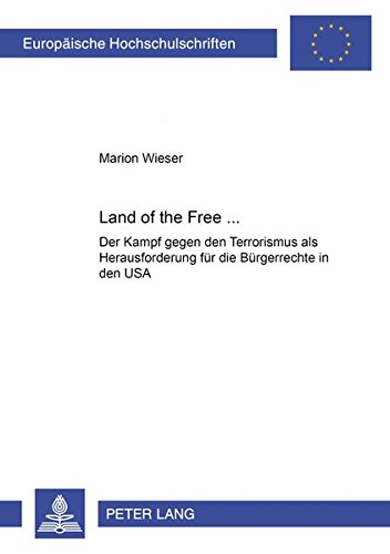 Land of the Free.?: Marion Wieser