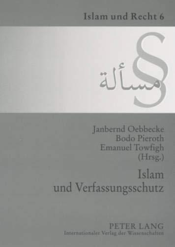 Islam und Verfassungsschutz: Janbernd Oebbecke