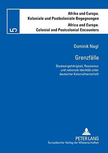 Grenzfälle: Dominik Nagl