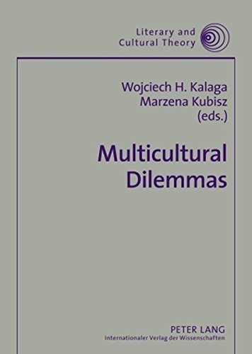 Multicultural Dilemmas: Identity, Difference, Otherness (Literary &: Wojciech H. Kalaga,