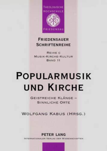 Popularmusik und Kirche: Wolfgang Kabus