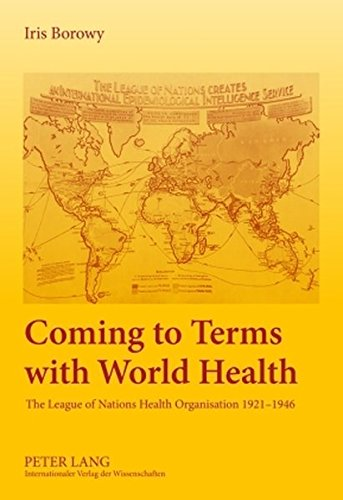 9783631586877: Coming to Terms with World Health
