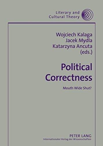 Political Correctness 9783631594117: Wojciech H. Kalaga,