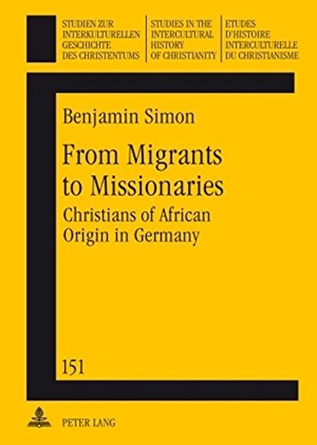 From Migrants to Missionaries: Benjamin Simon