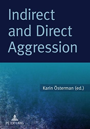 9783631600283: Indirect and Direct Aggression