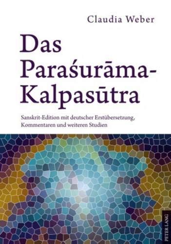 Das Parasurama-Kalpasutra: Claudia Weber
