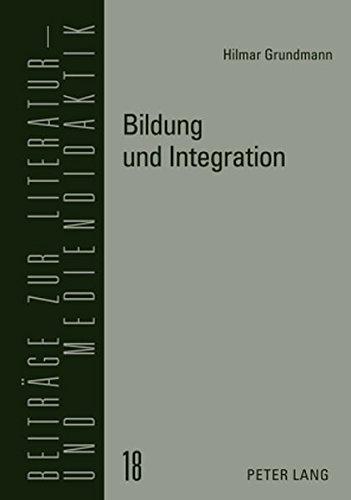 Bildung und Integration: Hilmar Grundmann