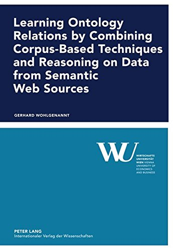Learning Ontology Relations by Combining Corpus-Based Techniques and Reasoning on Data from ...