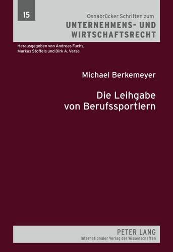 Die Leihgabe von Berufssportlern: Michael Berkemeyer