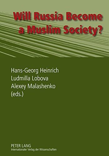 9783631609132: Will Russia Become a Muslim Society?