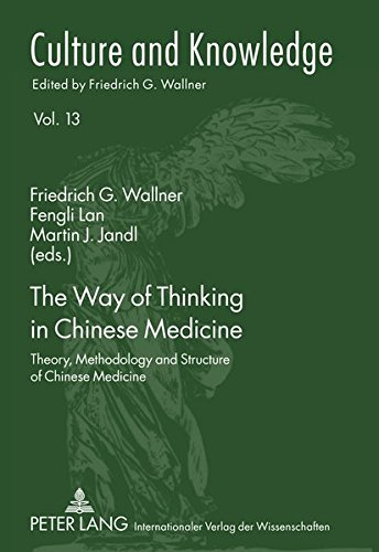 9783631611968: The Way of Thinking in Chinese Medicine: Theory, Methodology and Structure of Chinese Medicine (Culture and Knowledge)