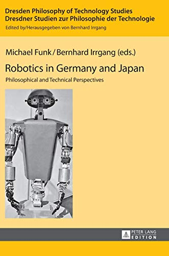 Robotics in Germany and Japan: Michael Funk