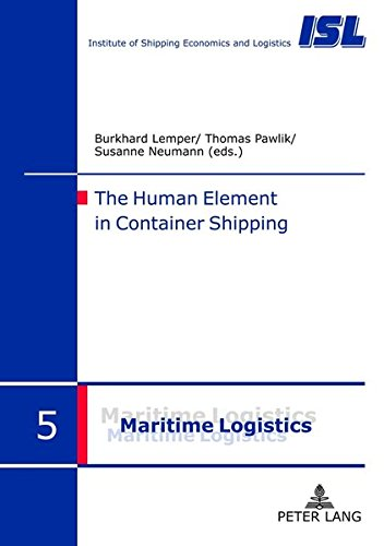 9783631621943: The Human Element in Container Shipping (Maritime Logistik/Maritime Logistics)