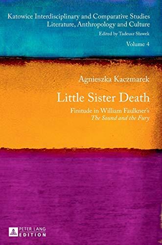Little Sister Death 9783631625057: Agnieszka Kaczmarek