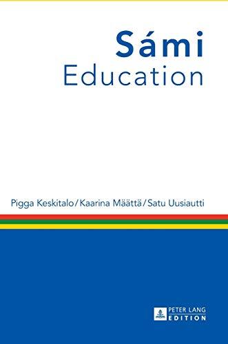 9783631625972: Sámi Education